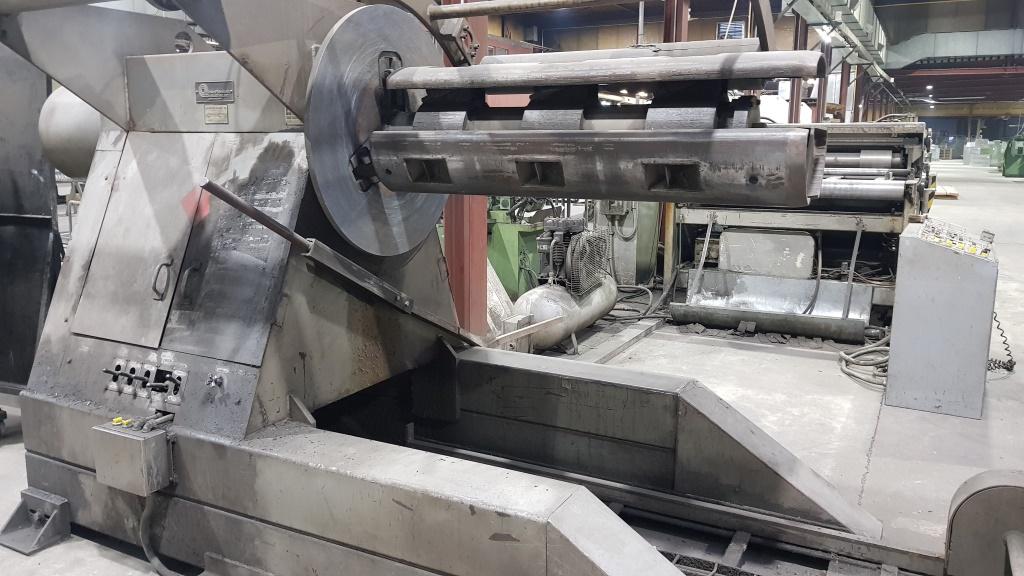 IOWA Precision slitting machine 1500 2 SLR 60 14 (2)