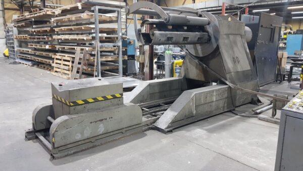 IOWA Precision slitting machine 1500 2 SLR 60 14 (3)