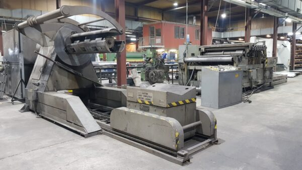 IOWA Precision slitting machine 1500 2 SLR 60 14 (4)