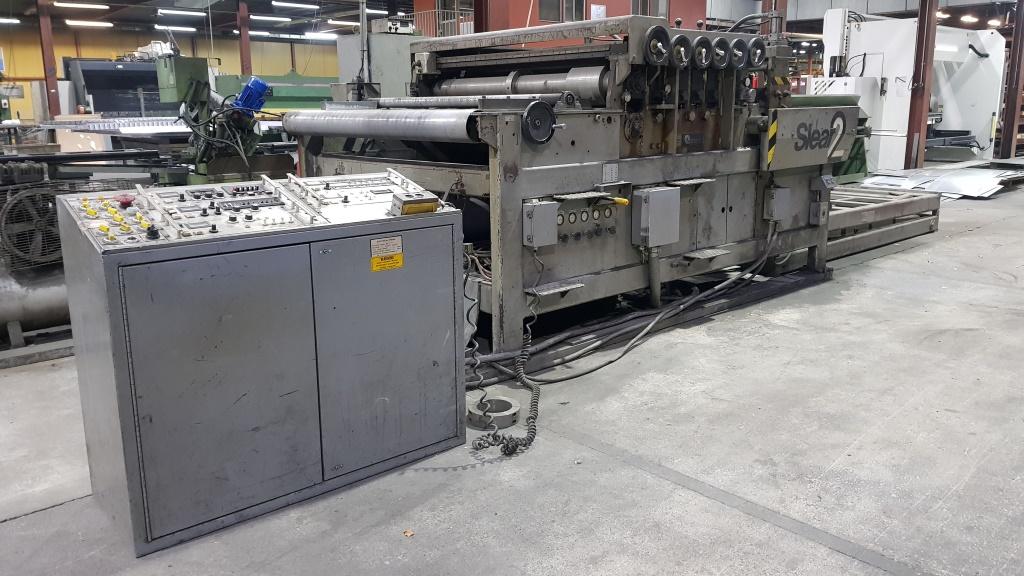 IOWA Precision slitting machine 1500 2 SLR 60 14 (5)