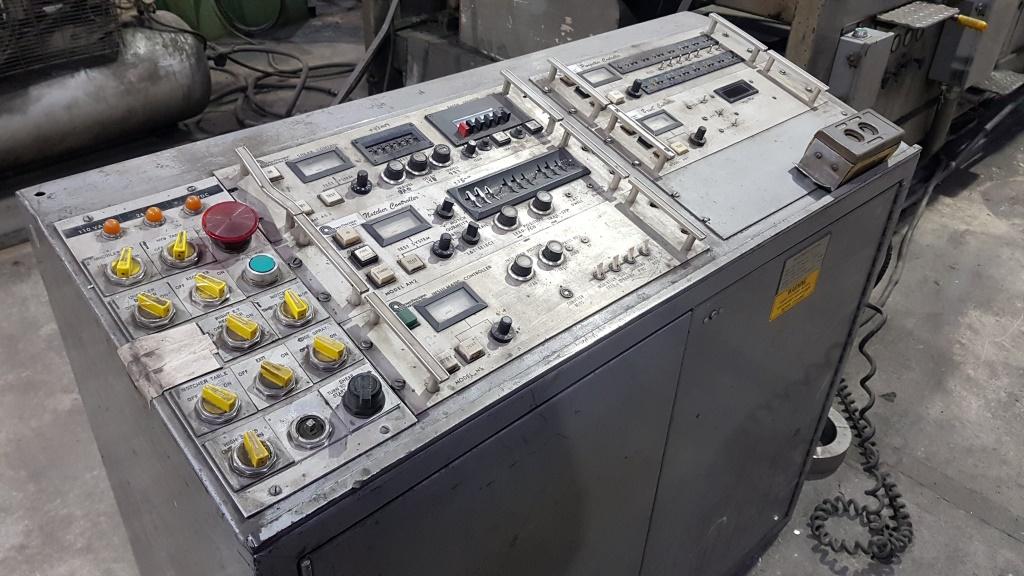 IOWA Precision slitting machine 1500 2 SLR 60 14 (6)