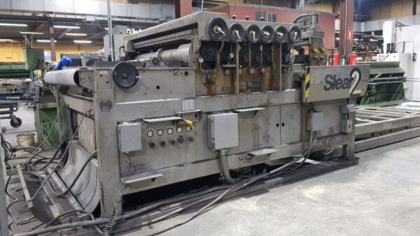 IOWA Precision slitting machine 1500 2 SLR 60 14 (7)