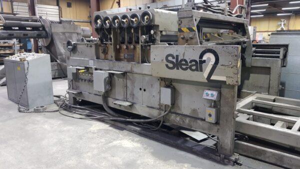 IOWA Precision slitting machine 1500 2 SLR 60 14 (8)